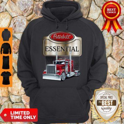 Awesome Trucker Peter Essential Hoodie - Design By Earstees.com