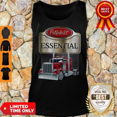 Awesome Trucker Peter Essential Tank Top  - Design By Earstees.com