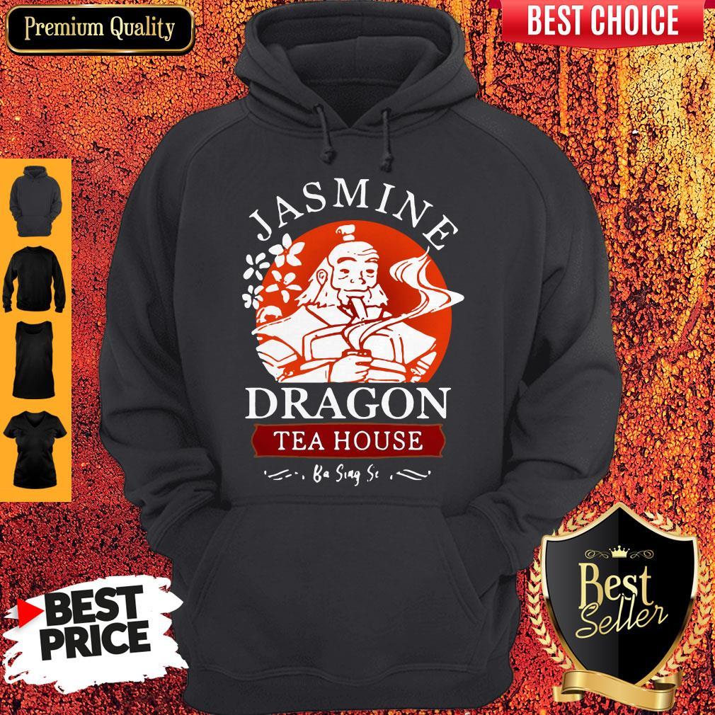 Nice Jasmine Dragon Tea House Ba Sing Se Hoodie