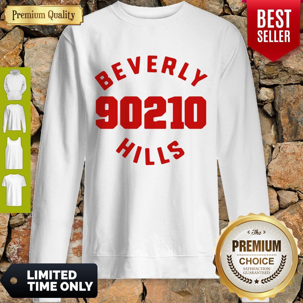 Premium Beverly Hills 90210 Sweatshirt