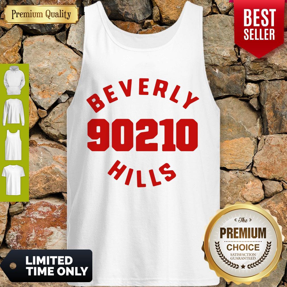 Premium Beverly Hills 90210 Tank Top