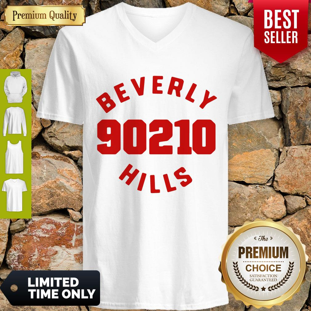 Premium Beverly Hills 90210 V-neck