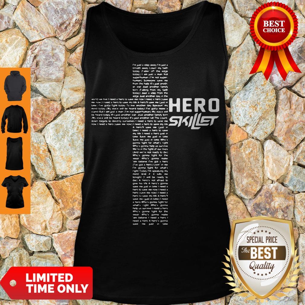 Premium Skillet Hero 2502 Na02 Tank Top