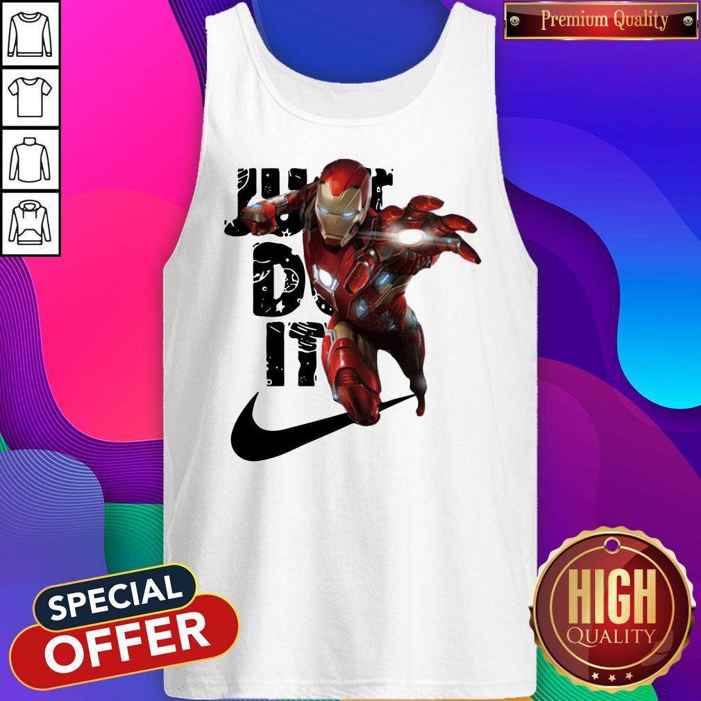 Premium Nike Iron Man Just Do It Tank Top