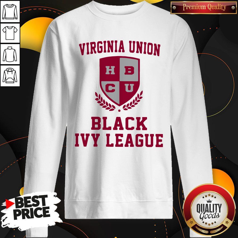 Original Virginia Union Black Ivy League Sweatshirt