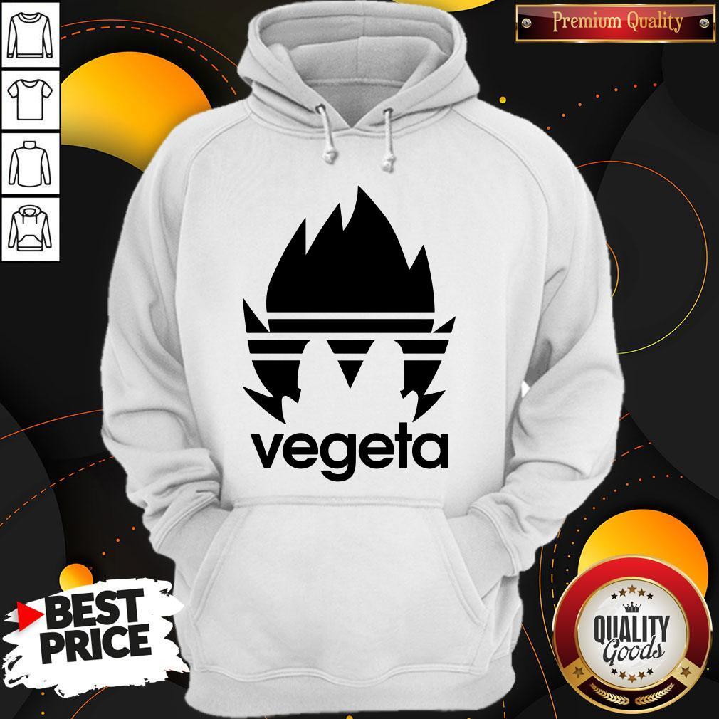 Top Vegeta Adidas Hoodie