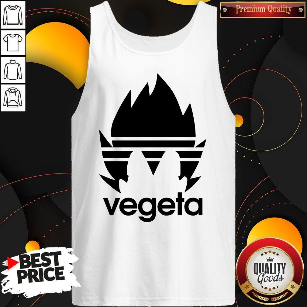 Top Vegeta Adidas Tank Top