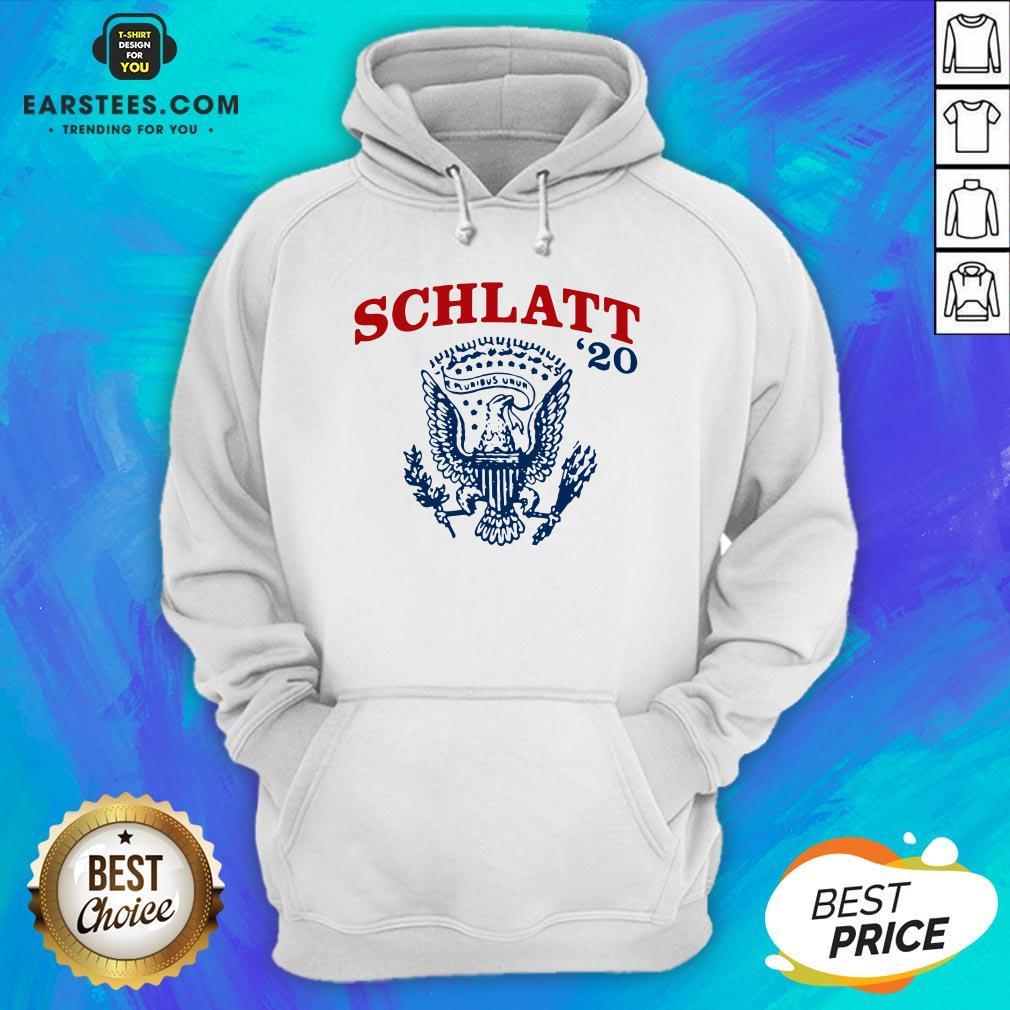 Official Schlatt 20 Hoodie - Design By Earstees.com