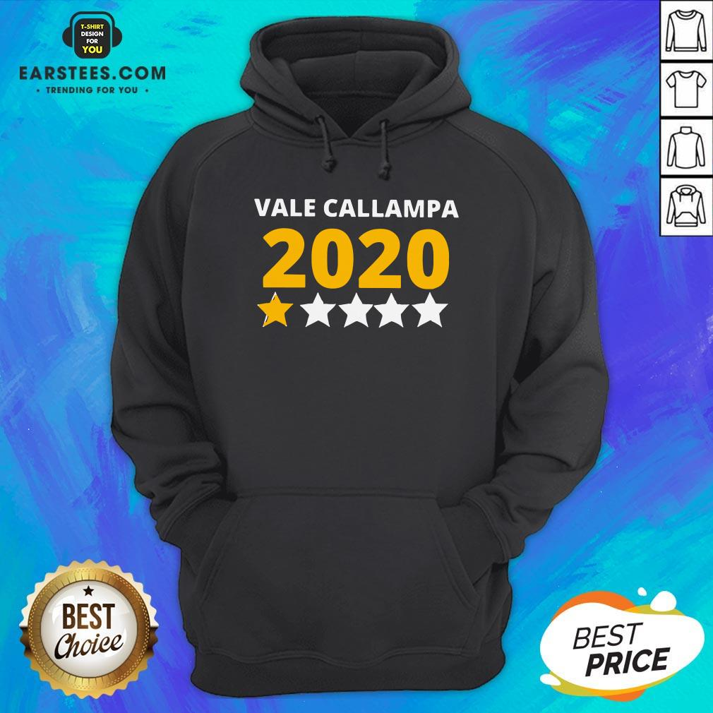 Perfect Vale Callampa 2020 Hoodie - Design By Earstees.com