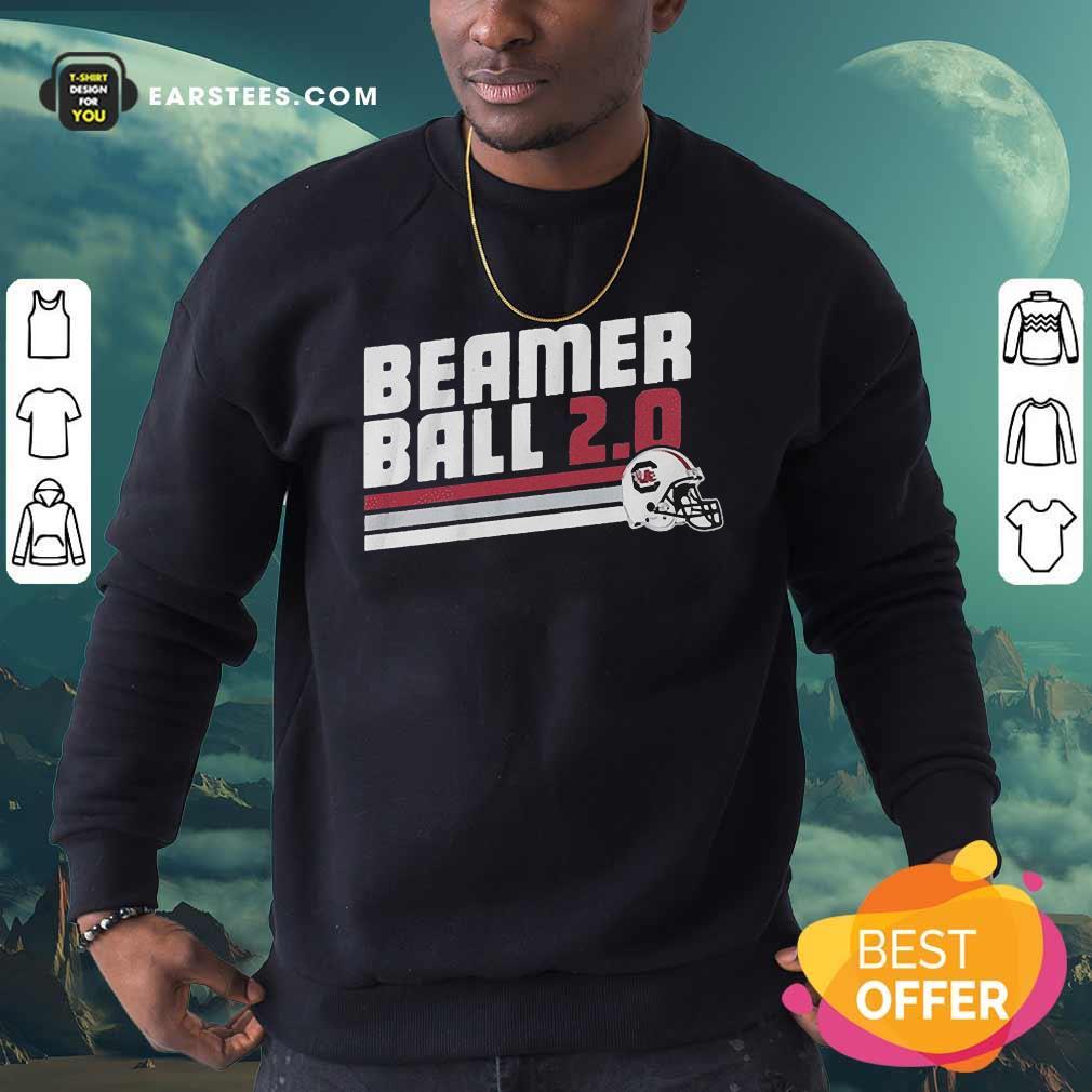 Beamer Ball South Carolina Sweatshirt - Design By Earstees.com