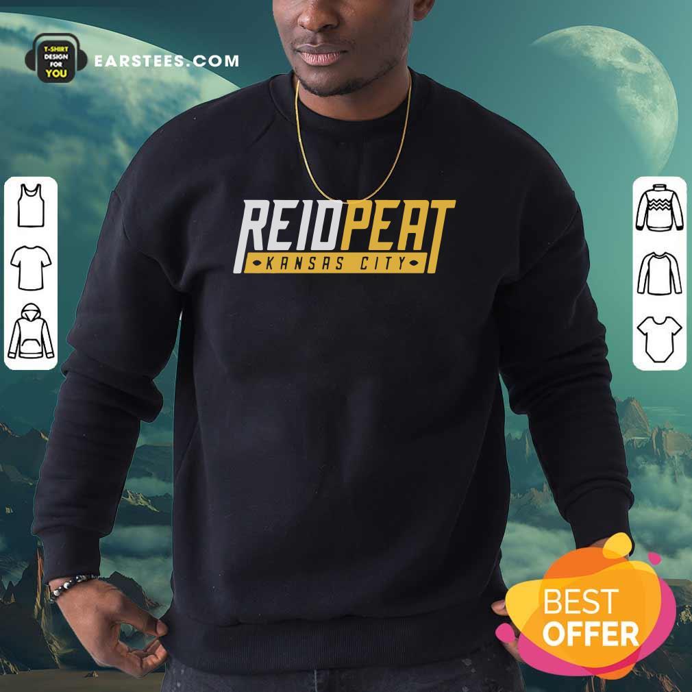 ReidPeat Kansas City Sweatshirt- Design By Earstees.com