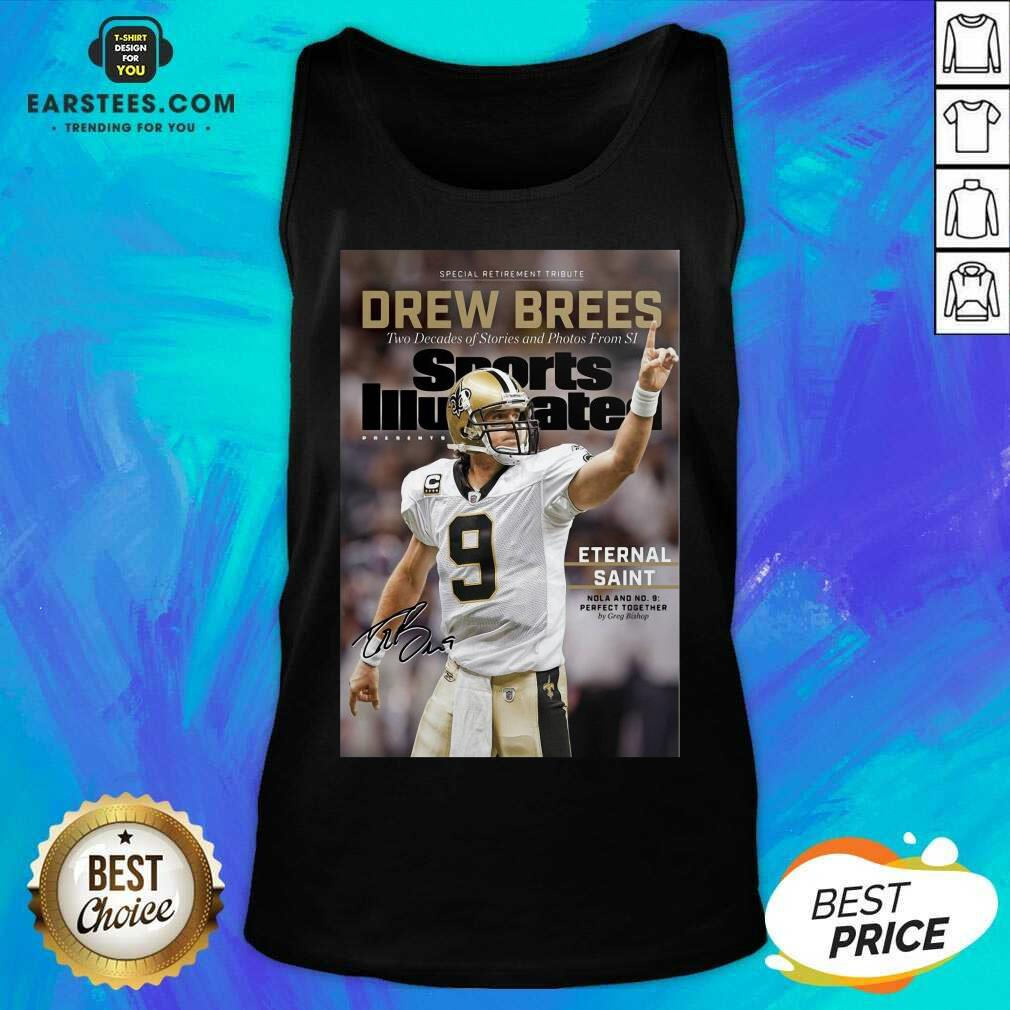 Excellent 9 Drew Brees New Orleans Tank Top
