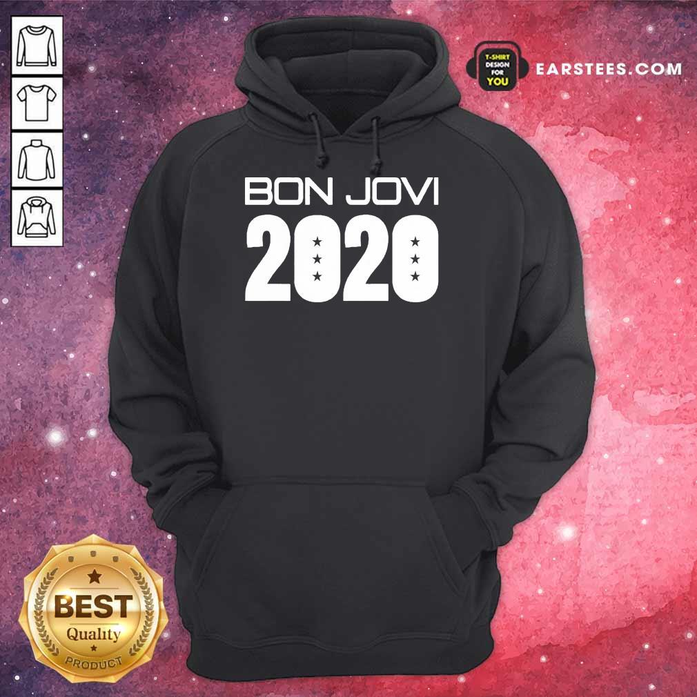 Nice Jerry Braden Bon Jovi 2020 Great Hoodie