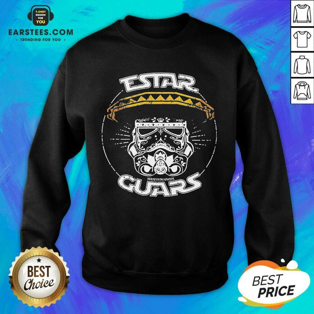 Original Estar Guars OG Chingon Relaxed Sweatshirt