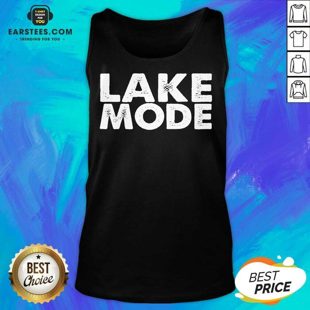 Original Lake Mode Overjoyed 2021 Tank Top