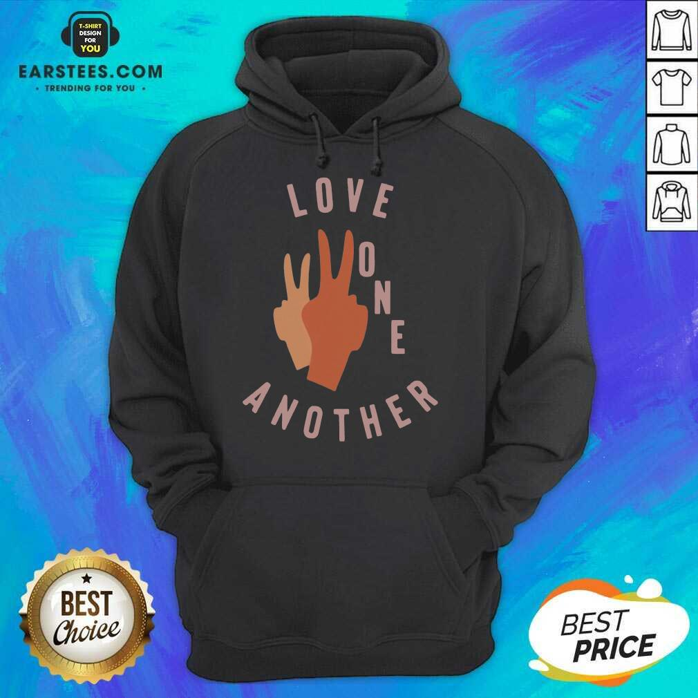 Top Old Navy Love One Another 2021 Hoodie