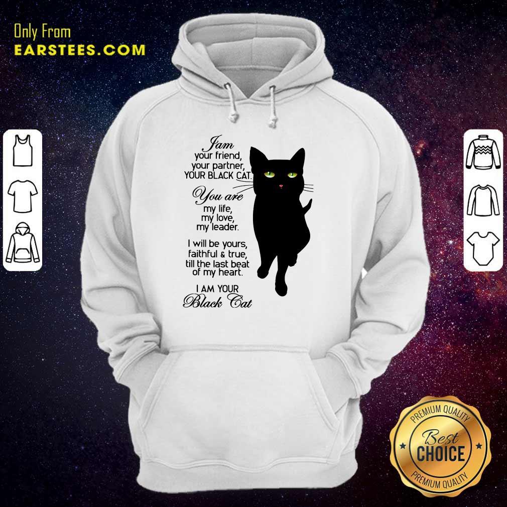 Fantastic I Am Your Black Cat Hoodie