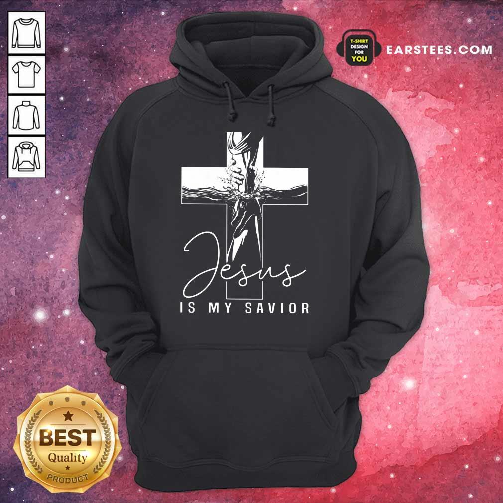 Premium Jesus Is My Savior Hoodie