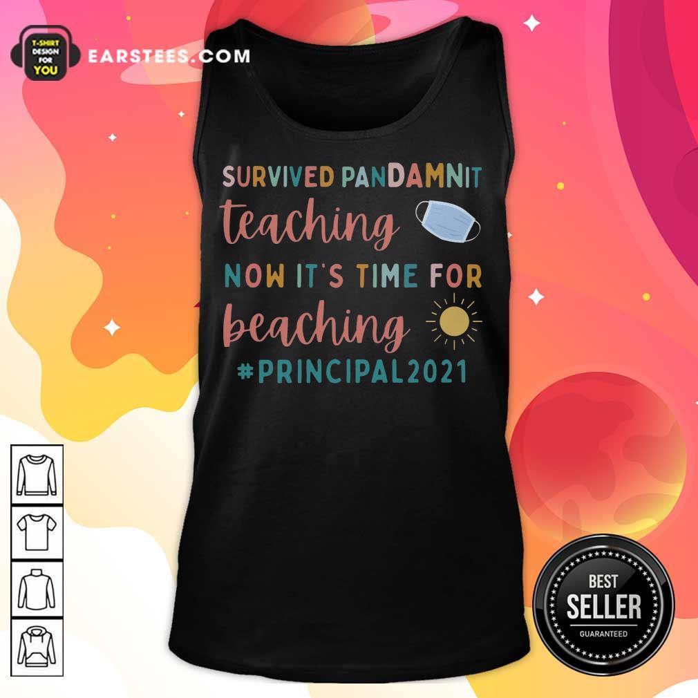 Top Teaching Principal 2021 Tank Top