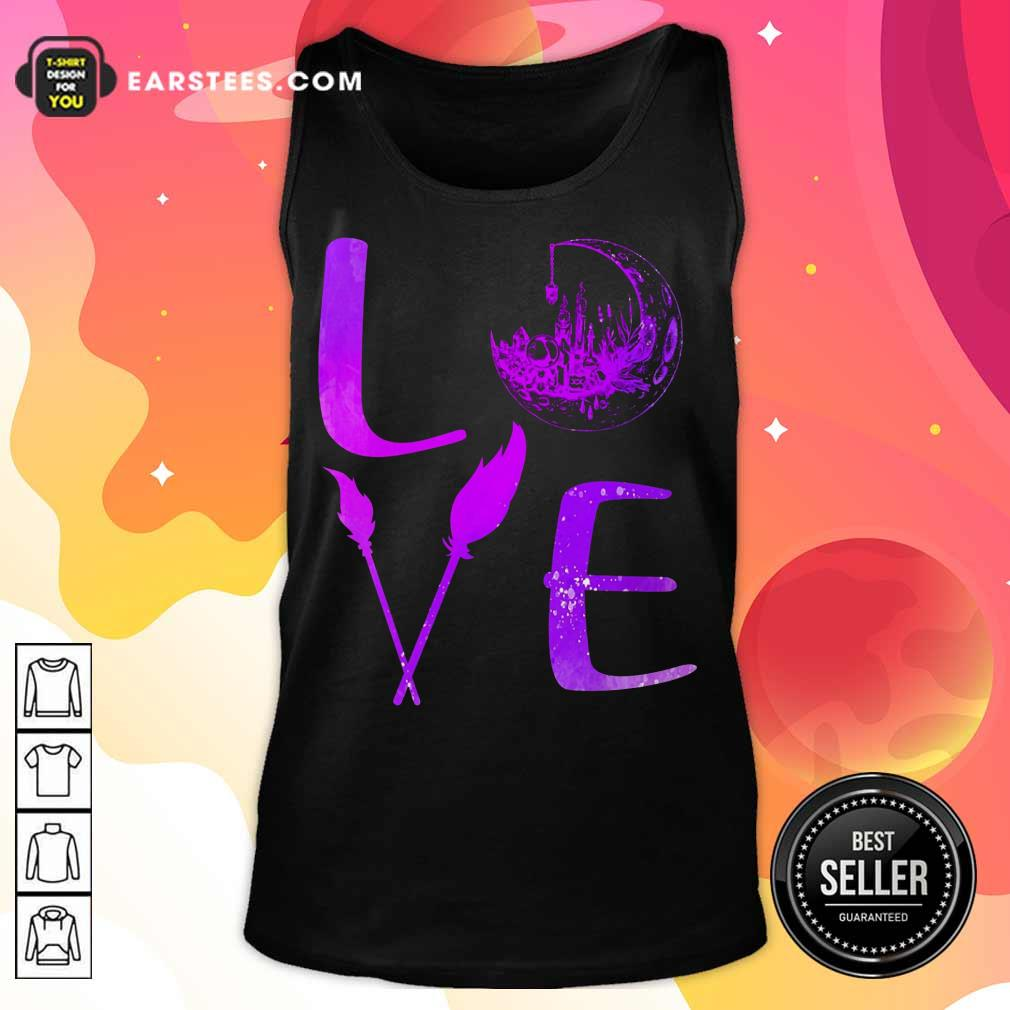 Top Love Witch Tank Top