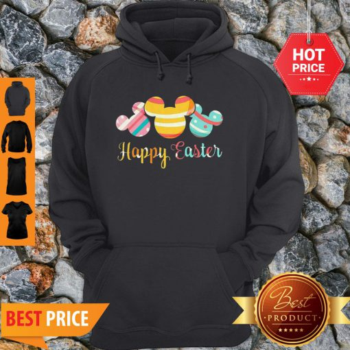 Nice Mickey Mouse Happy Easter Hoodie