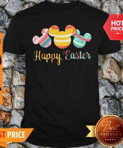 Nice Mickey Mouse Happy Easter Shirt