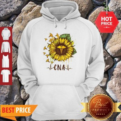 Sunflower Certified Nursing Assistant CNA Hoodie