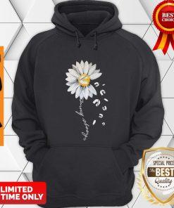 Premium Cummins Sunflower Choose Kind Daisy Flower Hoodie