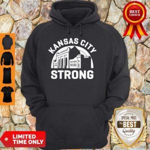Kansas City Strong Fundraising Hoodie