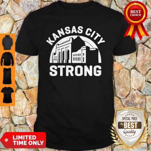 Kansas City Strong Fundraising Shirt