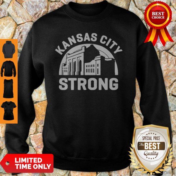 Kansas City Strong Fundraising Sweatshirt