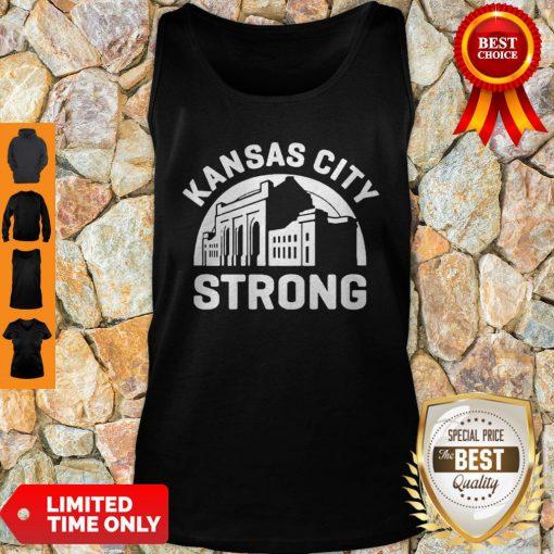 Kansas City Strong Fundraising Tank Top