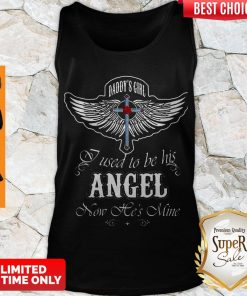 Nice Wings Cross Daddy's Tank Top