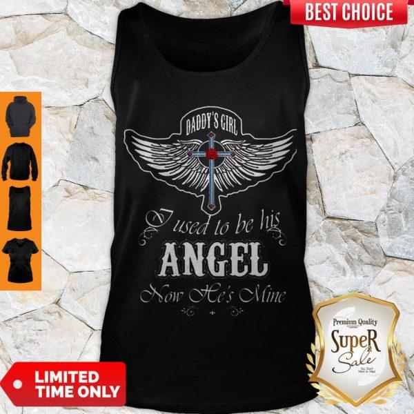 Nice Wings Cross Daddy's Tank Top