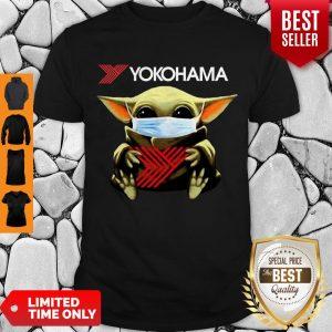 Official Baby Yoda Mask Yokohama Coronavirus Shirt