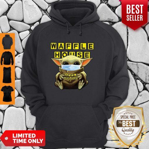 Official Baby Yoda Waffle House Coronavirus Hoodie