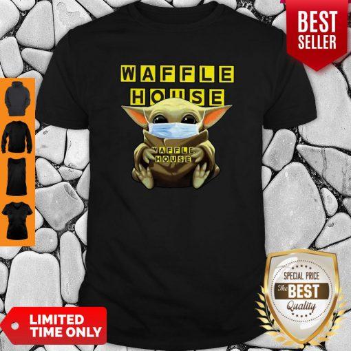 Official Baby Yoda Waffle House Coronavirus Shirt