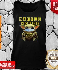 Official Baby Yoda Waffle House Coronavirus Tank Top