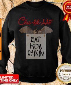 Official Chic Fil AAF Eat Mor Chikin Coronavirus Sweatshirt