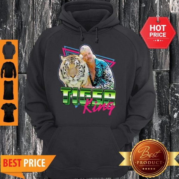 Official Joe Exotic Tiger King Hoodie