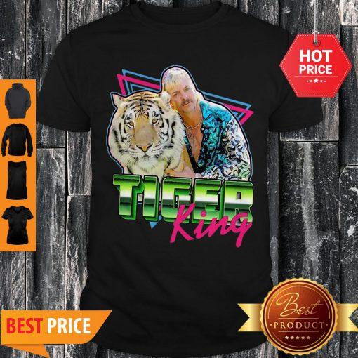 Official Joe Exotic Tiger King Shirt