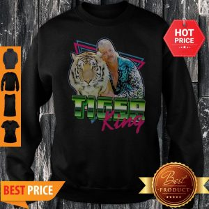 Official Joe Exotic Tiger King Sweatshirt