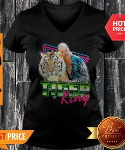 Official Joe Exotic Tiger King V-neck