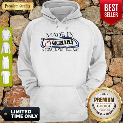 Premium Made In Okinawa Hoodie