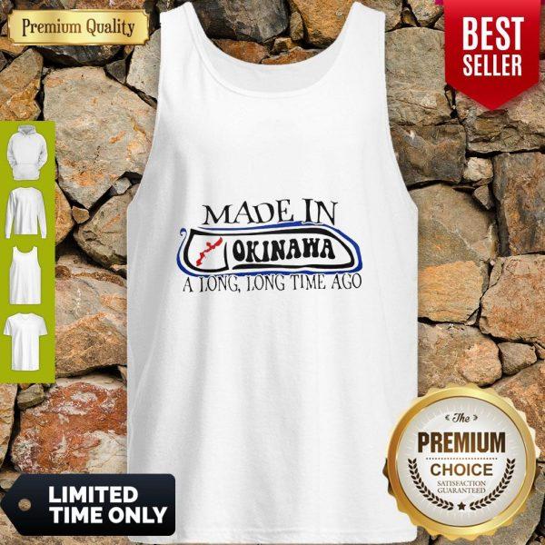 Premium Made In Okinawa Tank Top
