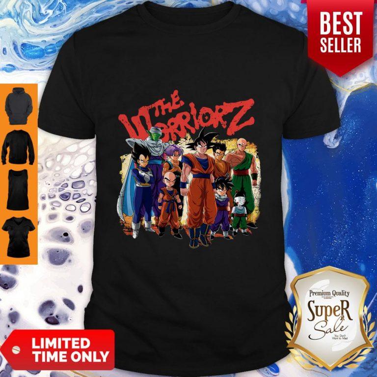 Funny Dragon Ball The Warrior Z Shirt