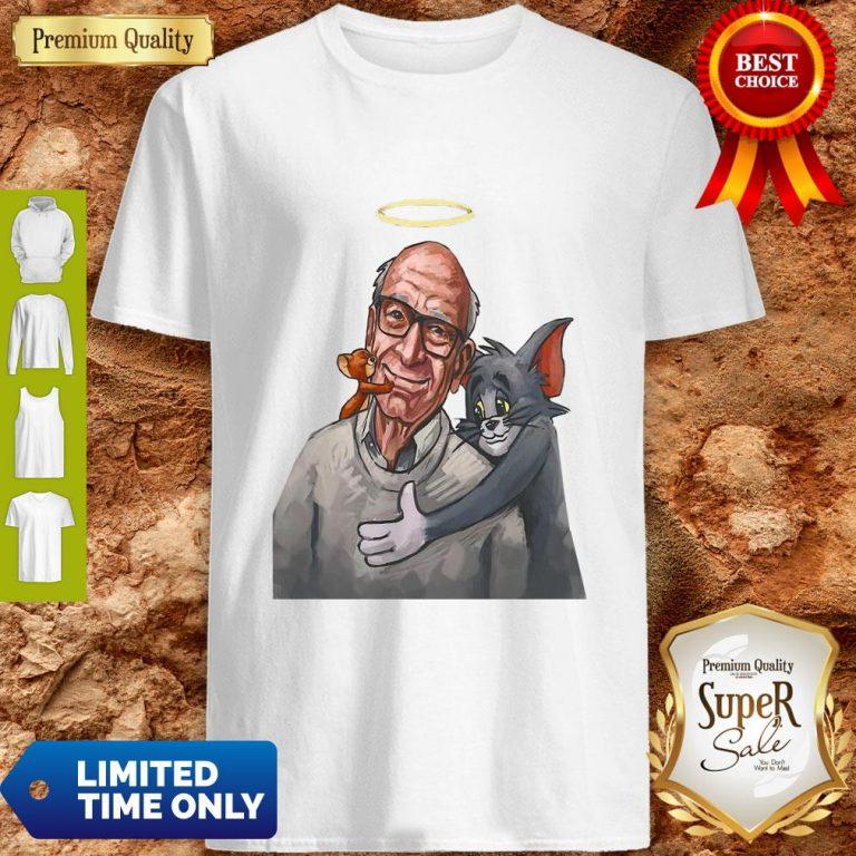 Top Rip Gene Deitch Tom And Jerry 1924 2020 Shirt