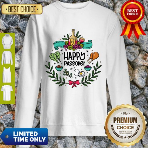 Official Happy Passover Sweatshirt