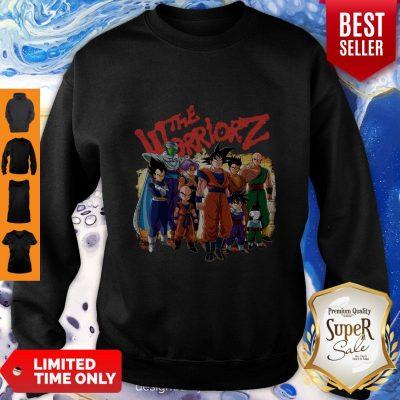 Funny Dragon Ball The Warrior Z Sweatshirt