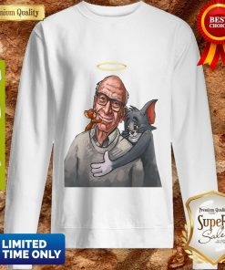 Top Rip Gene Deitch Tom And Jerry 1924 2020 Sweatshirt